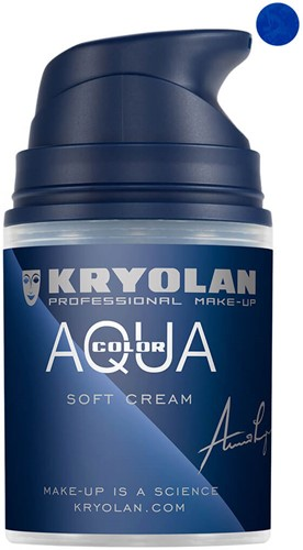 Softcream 50ml Kryolan Aquacolor 510