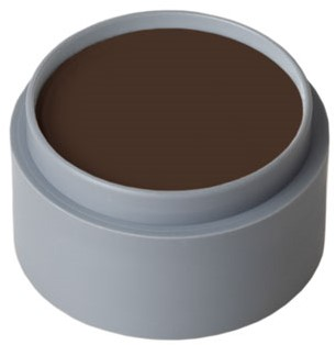 Grimas Water Make-up Bruin (15ml)