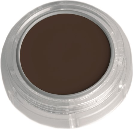 Make-Up 1001 Grimas Creme Donkerbruin (2,5ml)