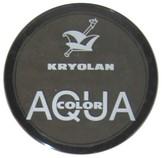 Aquacolor Kryolan 101 Bruin/zwart (20ml)
