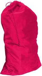 Pepernotenzak Pink Fluweel