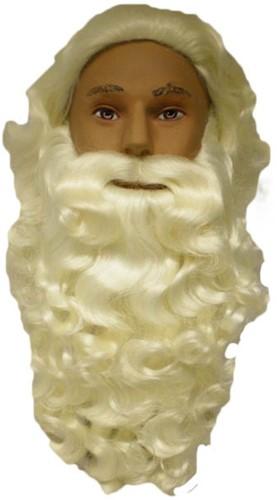 Baardstel Sinterklaas Luxe A1