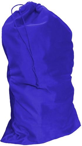 Pepernotenzak Fluweel Blauw