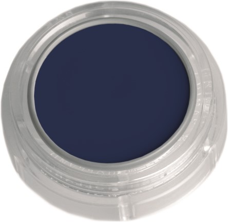 Make-Up 301 Grimas Creme Donkerblauw (2,5ml)