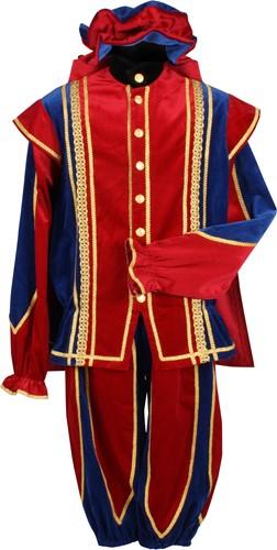 Toledo Pietenpak Rood-Blauw Luxe