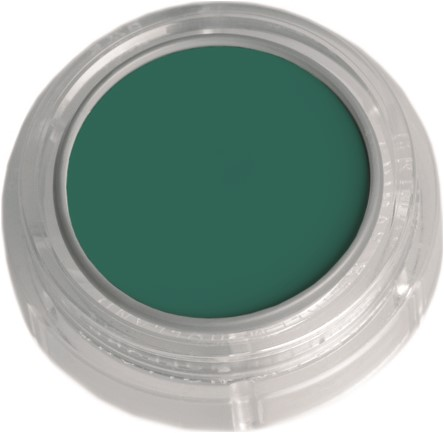 Make-Up 402 Grimas Creme Zeegroen (2,5ml)