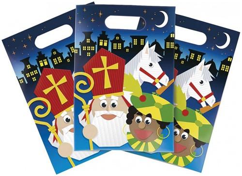 Feestzakjes Sinterklaas