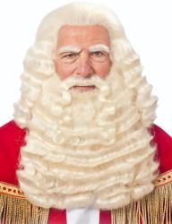 Baardstel Sinterklaas C Professioneel