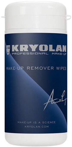 Kryolan Make-up Remover Wipes
