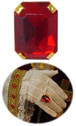 Sinterklaas Ring Rechthoek