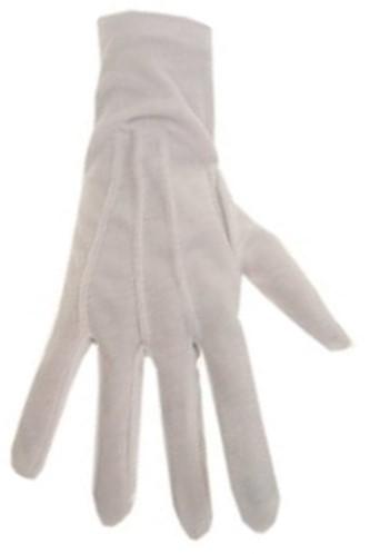Handschoenen Sinterklaas Luxe Wit