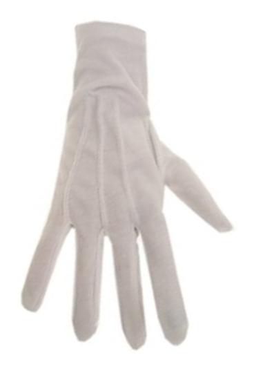 Handschoenen Wit Luxe