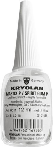 Kryolan Mastix P 12ml (zweetbestendig)