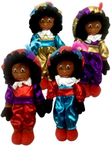 Etalage Decoratie Zwarte Piet Luxe (50cm)