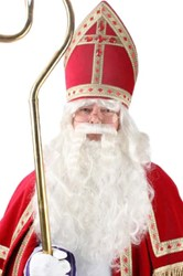 Baardstel Sinterklaas Speciaal Haarwerk