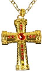 Sinterklaas Kruis met Ketting