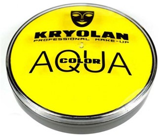 Kryolan Aquacolor Geel 509 (20ml)