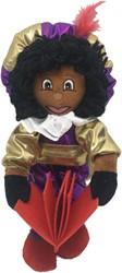 Etalage Decoratie Zwarte Piet Luxe met Boek (35cm)