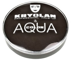 Aquacolor Kryolan Donkerbruin 55ml 102