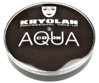 Kryolan Aquacolor Donkerbruin 102 (55ml)