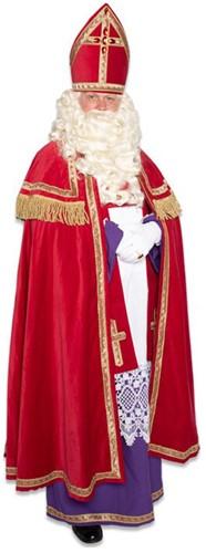 TV Kostuum Sinterklaas Katoenfluweel