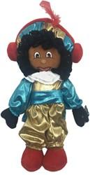 Etalage Decoratie Zwarte Piet Luxe met Koptelefoon (35cm)