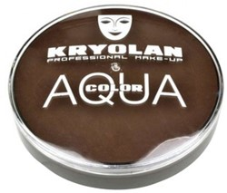 Aquacolor Kryolan Lichtbruin 55ml 101