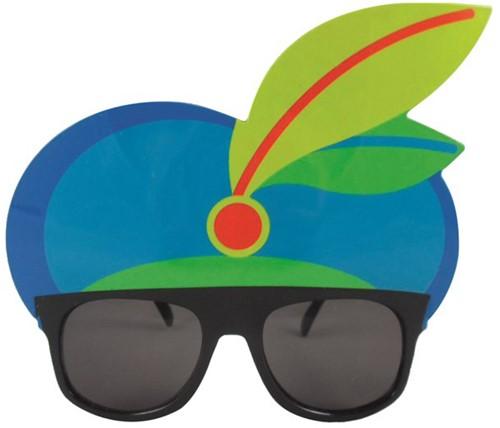 Zonnebril Zwarte Piet (Kind)