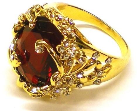 Sinterklaas Ring Ovaal Luxe