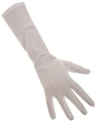 Handschoenen Sinterklaas Lang Wit