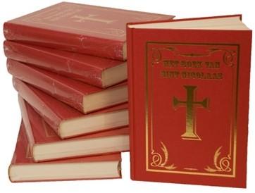 Boek van Sinterklaas Luxe