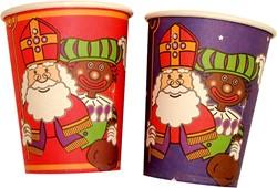 Sinterklaas Bekers Sint & Piet