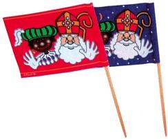 Prikker Sinterklaas en Zwarte Piet