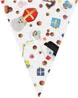 Vlaggenlijn Sinterklaas Strooigoed (10m)-2