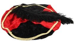 Rode met Zwarte Baret Zwarte Piet (Pansamt)