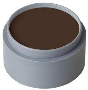 Grimas Water Make-up Donkerbruin (25ml)