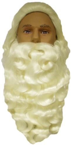 Baardstel Sinterklaas Luxe A2
