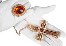 Sinterklaas Ring en Kruis Luxe