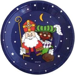 Bordjes Sinterklaas & Zwarte Piet